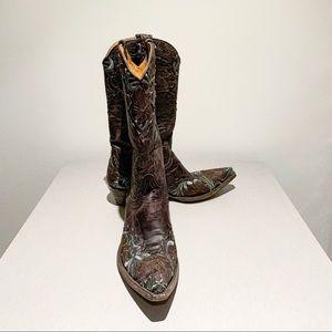 Old Gringo 8 cowboy boots